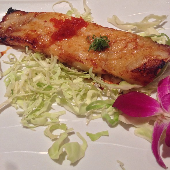 Chilean Sea Bass @ Yanagi Sushi & Grill