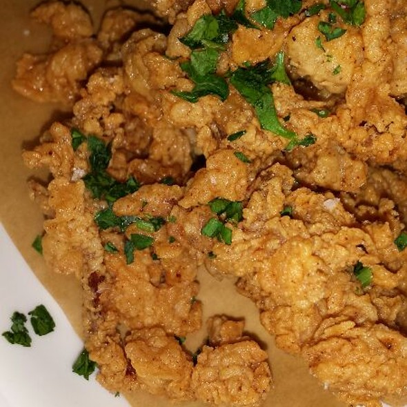 Fried Chicken Skin