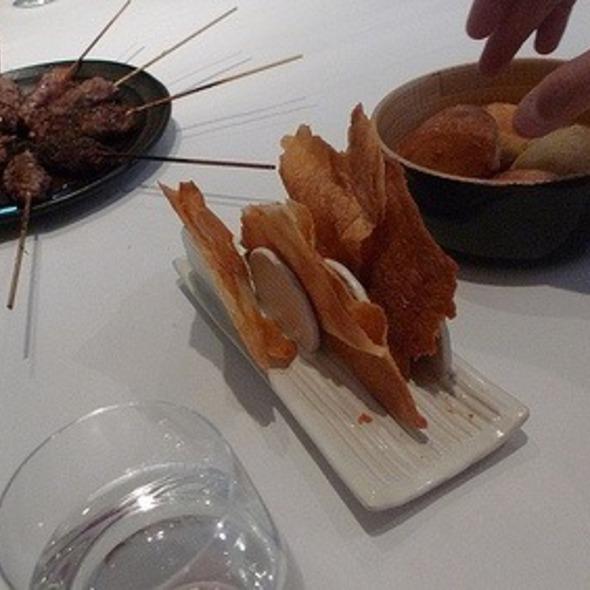 Flat Bread @ Trinity Restaurant