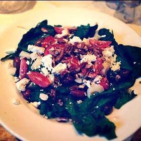 Salade Épinards Et Feta