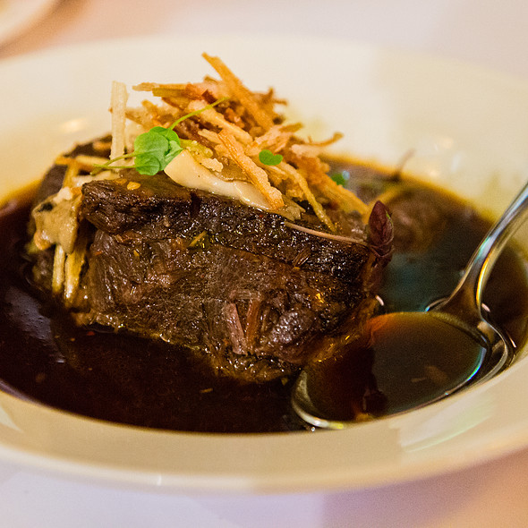 Beef Cheek @ Lanterne Rooms