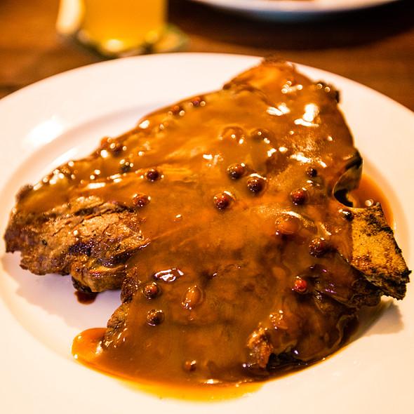 Steak @ Durham Castle Arms