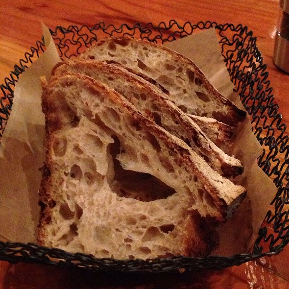Bread - Wine Spectator Greystone Restaurant at The Culinary Institute of America, St. Helena, CA