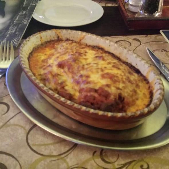Lasagne @ Restaurant Vabene