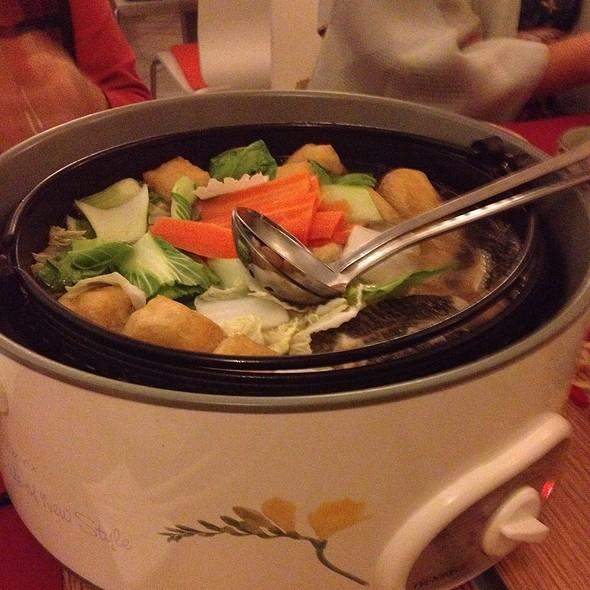 Vegetarian Nabeyaki