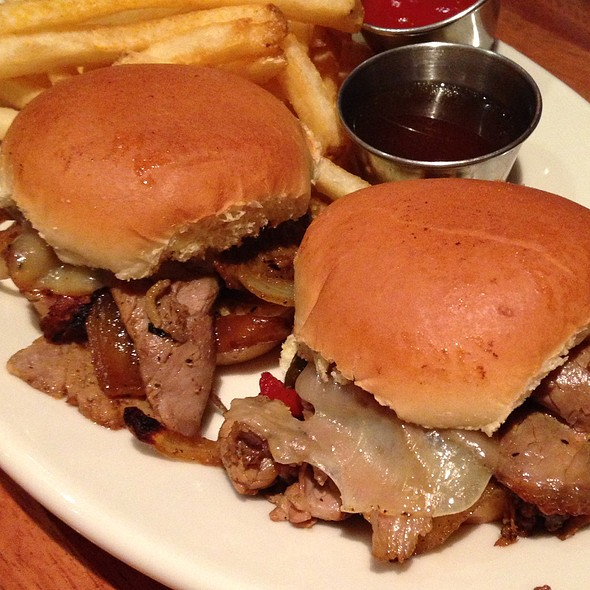 Tritip Sliders at Wood Ranch Bar-B-Que & Grill - Wood Ranch Bar-B-Que & Grill Menu - Arcadia, CA - Foodspotting