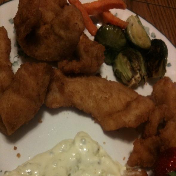 West Alliis @ Massies Fish Shack