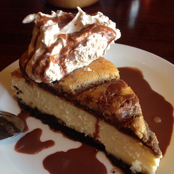 Cheesecake Tiramisu - Kauai Pasta Kauai, Kapaa, HI