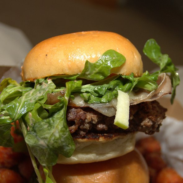 Phat Pig Burger