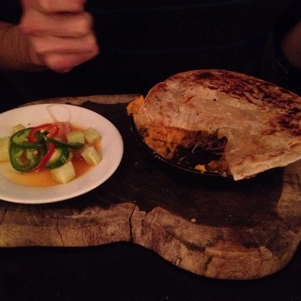 Lamb Massaman Roti Potpie @ Ngam Restaurant