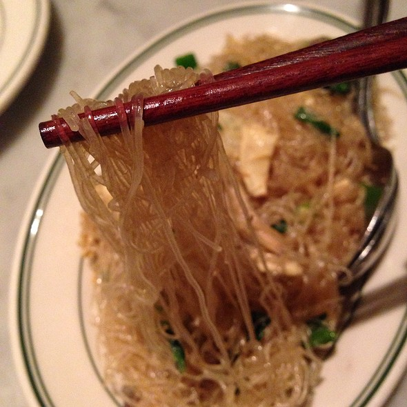 Yuba With Glass Noodles @ Out the Door