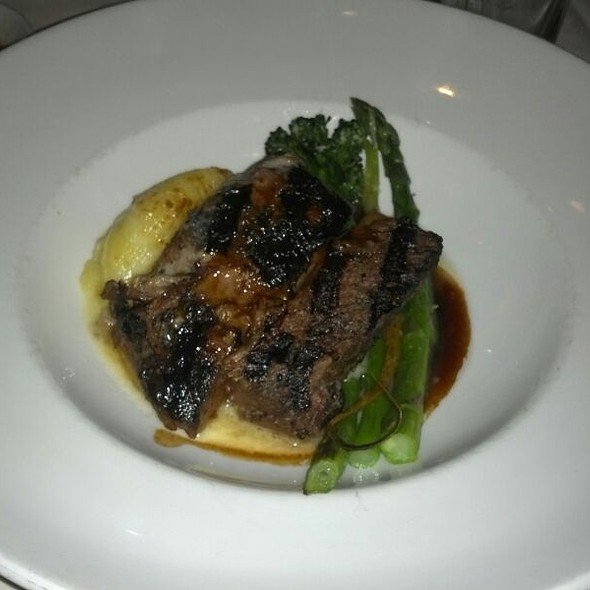 Braised Short Ribs @ Roy's Woodland Hills
