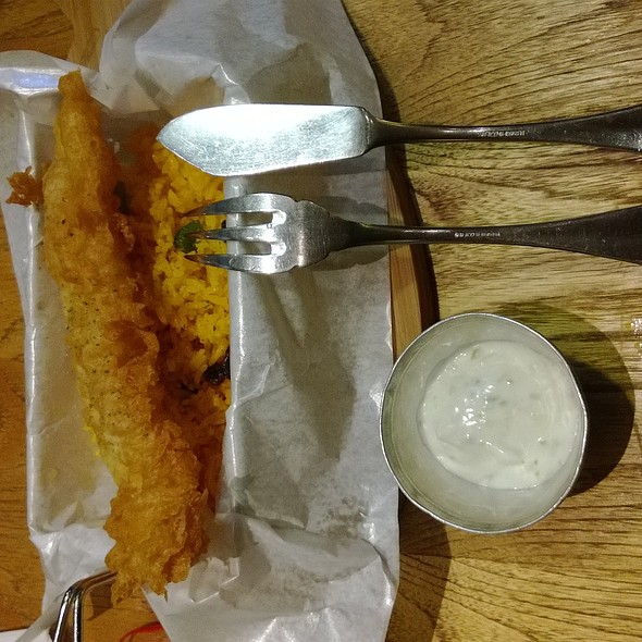 Fish and Chips @ Fish &  Co Seafood Shack
