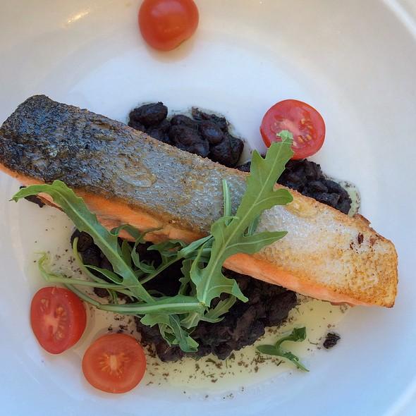 Pan Fried Salmon @ Jones The Grocer