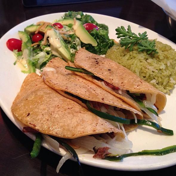 Al Pastor Tacos @ Urban Rio Cantina & Grill