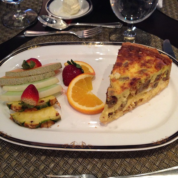 Quiche - Fairview Dining Room, Durham, NC