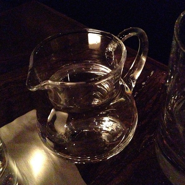 Ice Water - Vintry Wine & Whiskey, New York, NY