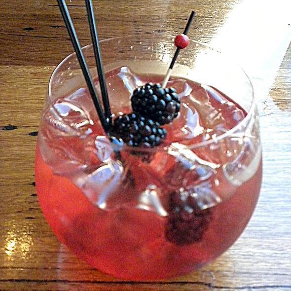Blackberry Collins