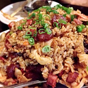 """""""Side Style"""" Fried Rice"""
