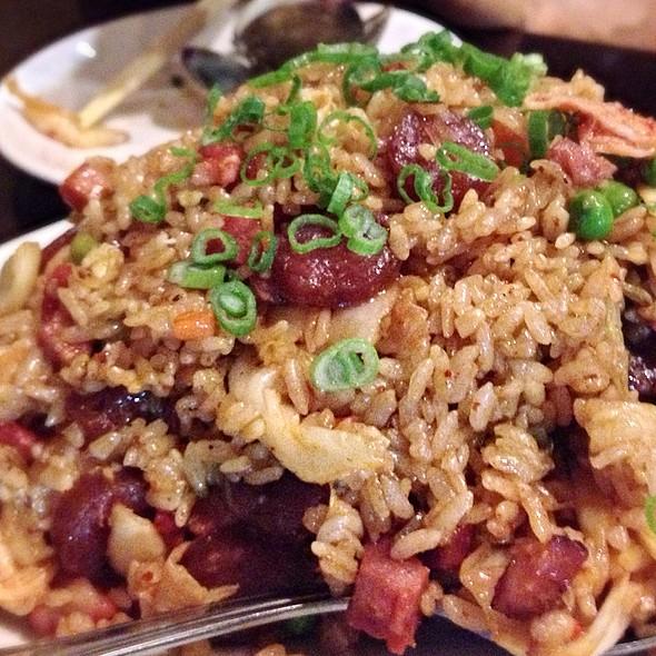 """Side Style"" Fried Rice - Side Street Inn Kapahulu, Honolulu, HI"