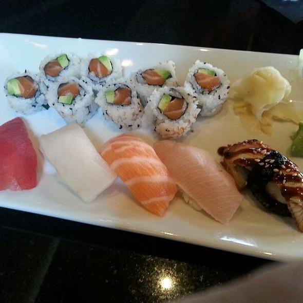 Sushi Combo B - AZN Restaurant - Charlotte, Charlotte, NC