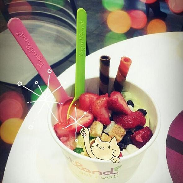 Frozen Yogurt @ Yogurtland