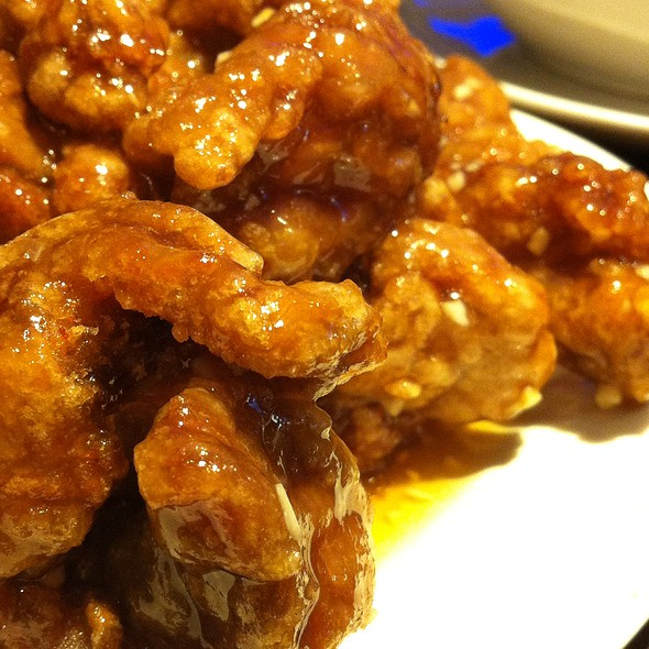 Honey Garlic Boneless Pork