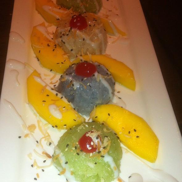 Rice Pudding @ authentic thai cuisine