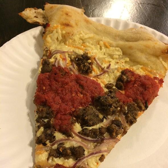 Haymaker Vegan Pizza Slice