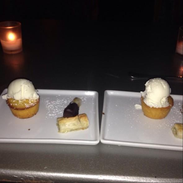 Dessert - Casa La Femme, New York, NY