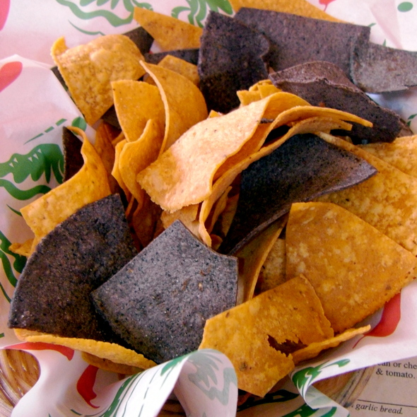 Tortilla Chips @ The Shed