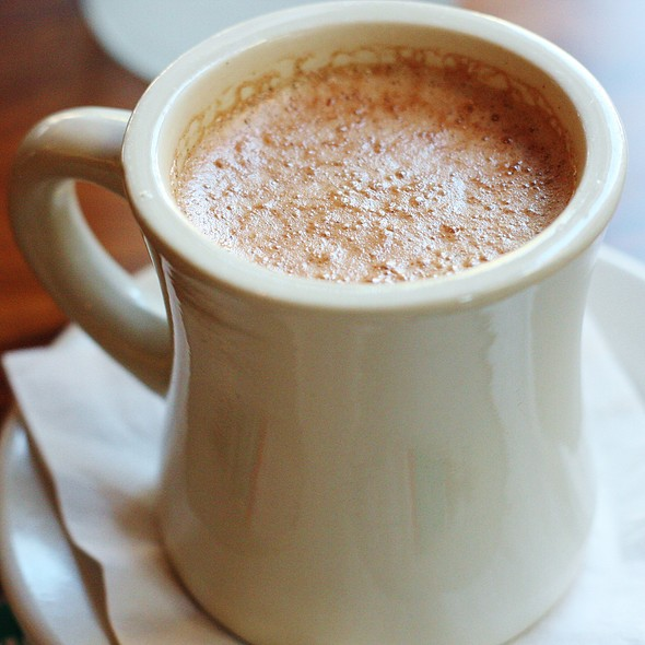 Spicy Mexican Hot Chocolate