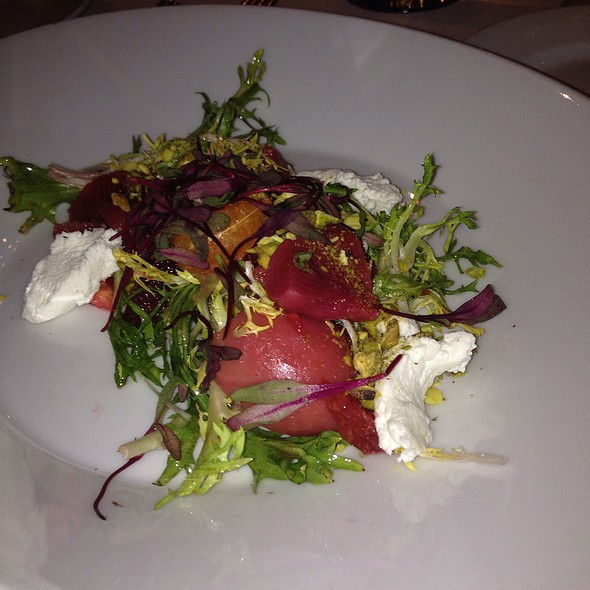 Roasted Beet Salad @ Sam & Harry's Steak House