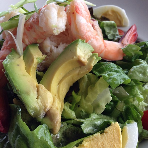 Seafood Cobb - The Waterfront Restaurant and Cafe, San Francisco, CA