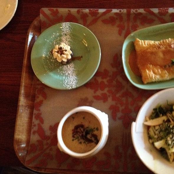 Lunch Tray  - Jean-Robert's Table, Cincinnati, OH