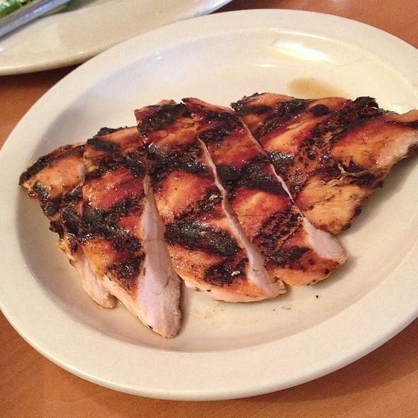 Grilled Chicken Breast - Brighton Bar and Grill, Brighton, MI