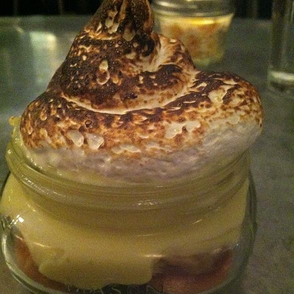 Banana Pudding @ Knox Mason