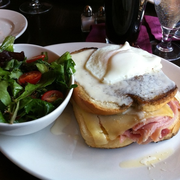 Croque Madame - Foundry On Elm, Somerville, MA