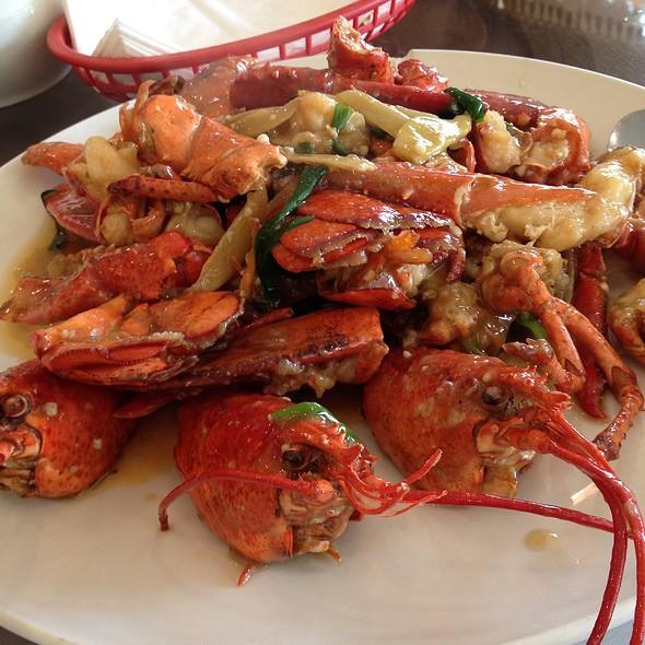Lobster!!! @ Lobster King