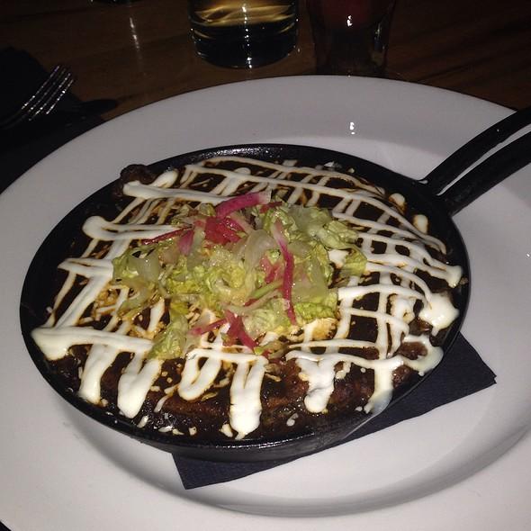 Dos Enchiladas @ Dos Caminos Park