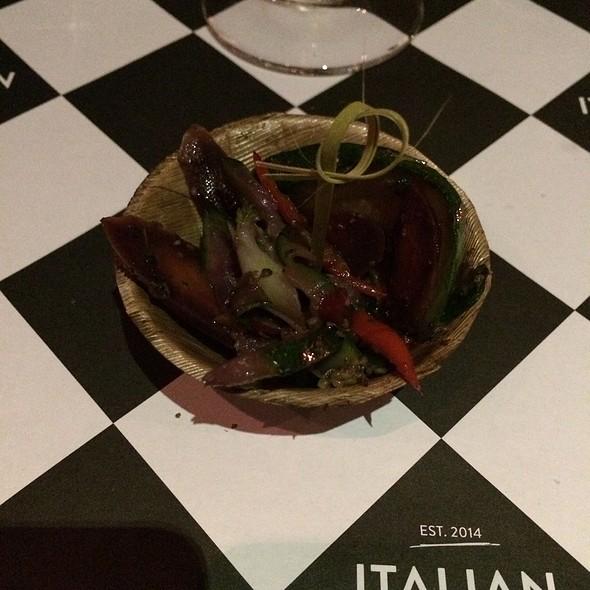 Grilled Vegetables @ Italien By Lantz