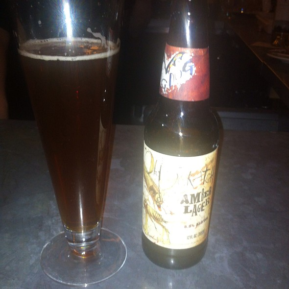 Old Sckatch Amber Lager