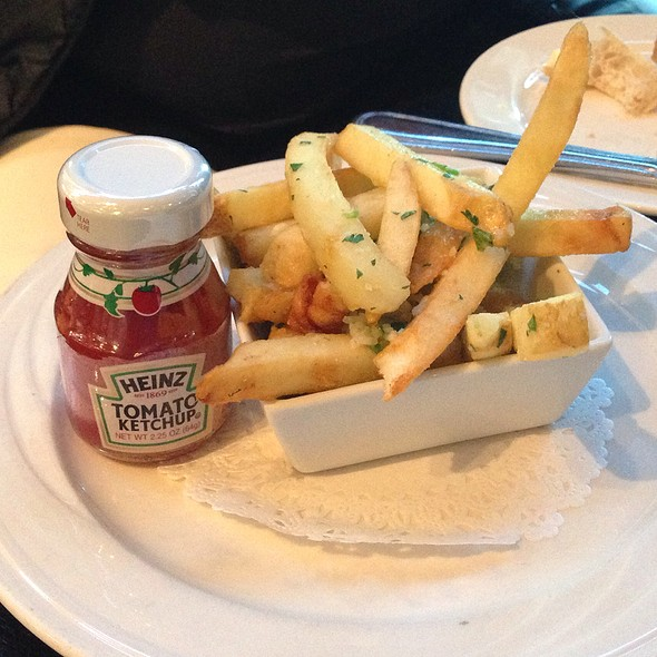 Truffle Fries - The Waterfront Restaurant and Cafe, San Francisco, CA