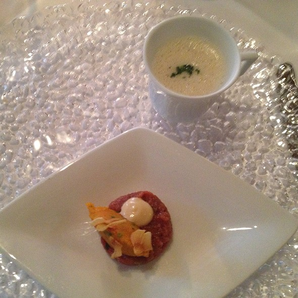 Amuse Bouche @ Restaurant - Partyservice - Waldschänke