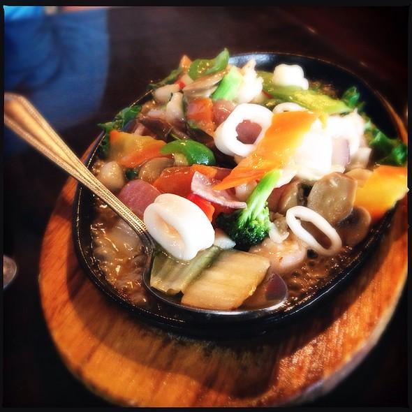 Sizzling Seafood @ Mamak Malaysian Restaurant