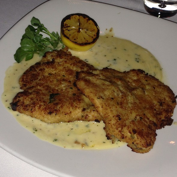 Chicken Christopher - Morton's The Steakhouse - Reston, Reston, VA