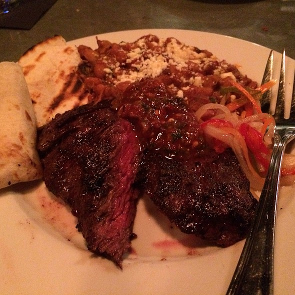 Cowboy Skirt Steak @ Tasty n Alder