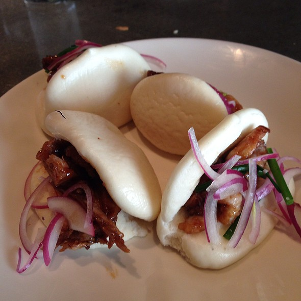 Pork Buns @ Ajisai Japanese Grill and Sushi