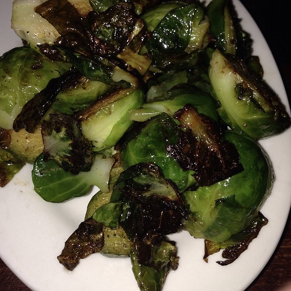 Brussel sprouts @ Cook St Helena