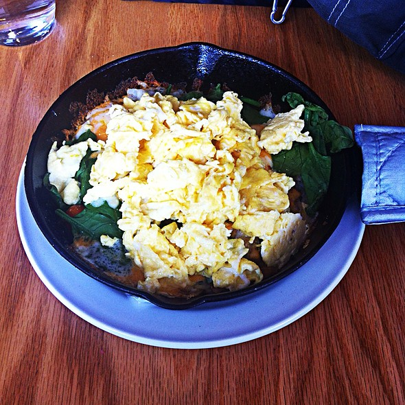 Southern Skillet @ The Steady Cafe & Bar